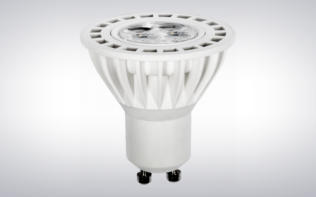 Dimmable g gu qr ar es led bulb replacement halogen